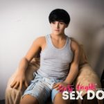 Male Sex Doll Grant posing nude for Dirty Knights Sex Dolls website (9)