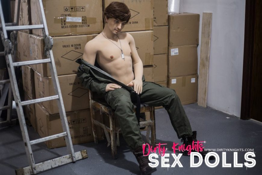 Rick posing sexy for Dirty Knights Sex Dolls (11)