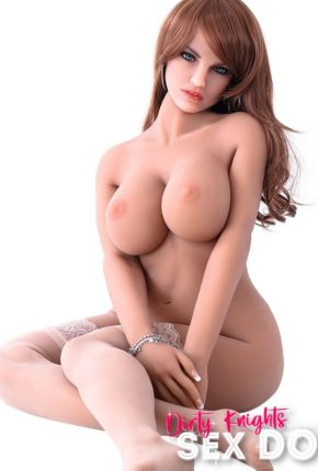 Daisy Sex Doll Posing sensual for Dirty Knights Sex Dolls (1)