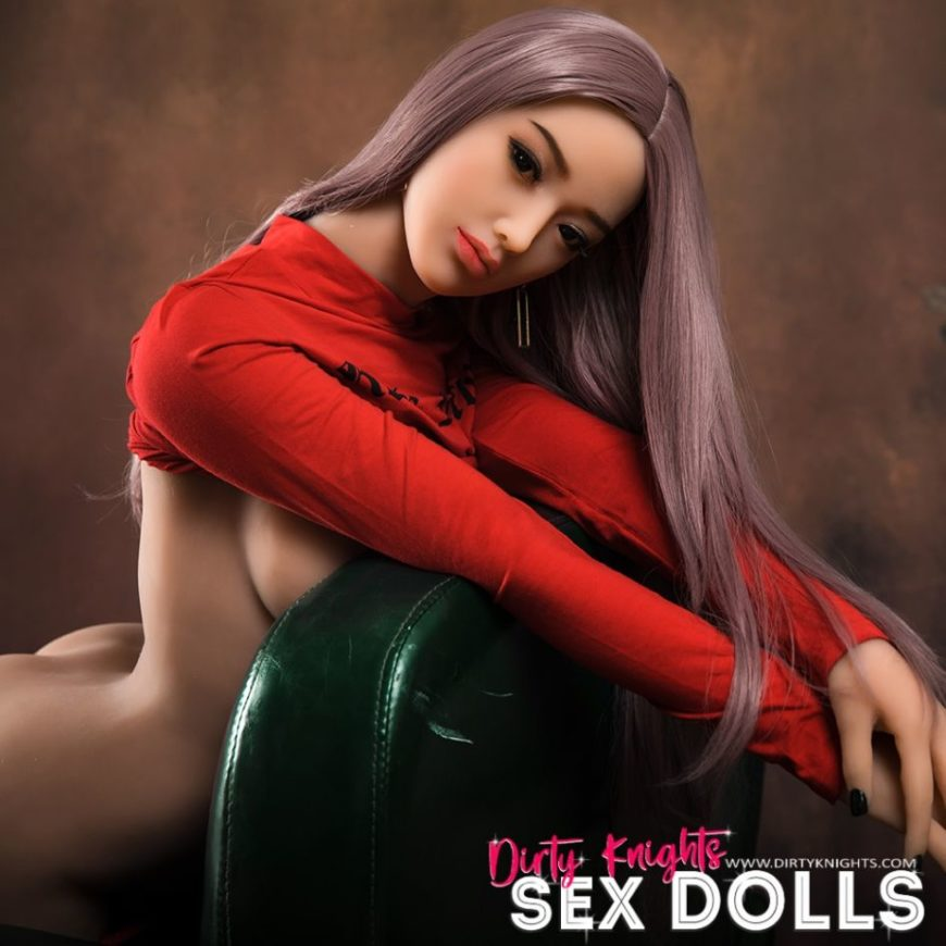 Helen HR Doll posing nude for Dirty Knights Sex Dolls (11)