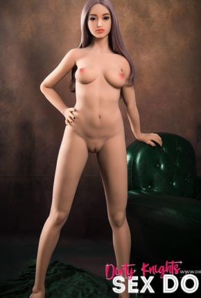 Helen HR Doll posing nude for Dirty Knights Sex Dolls (18)