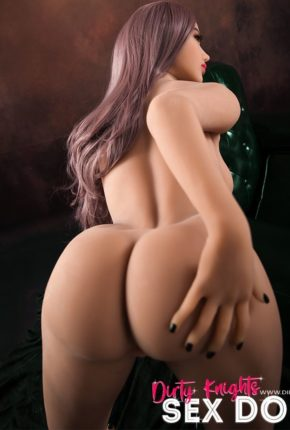 Helen HR Doll posing nude for Dirty Knights Sex Dolls (21)