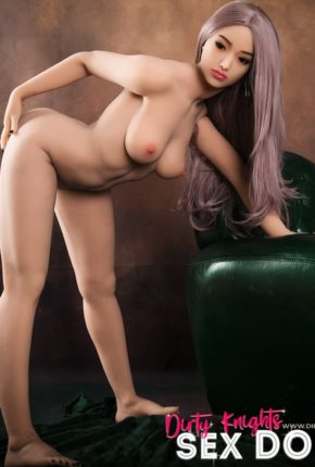 Helen HR Doll posing nude for Dirty Knights Sex Dolls (22)