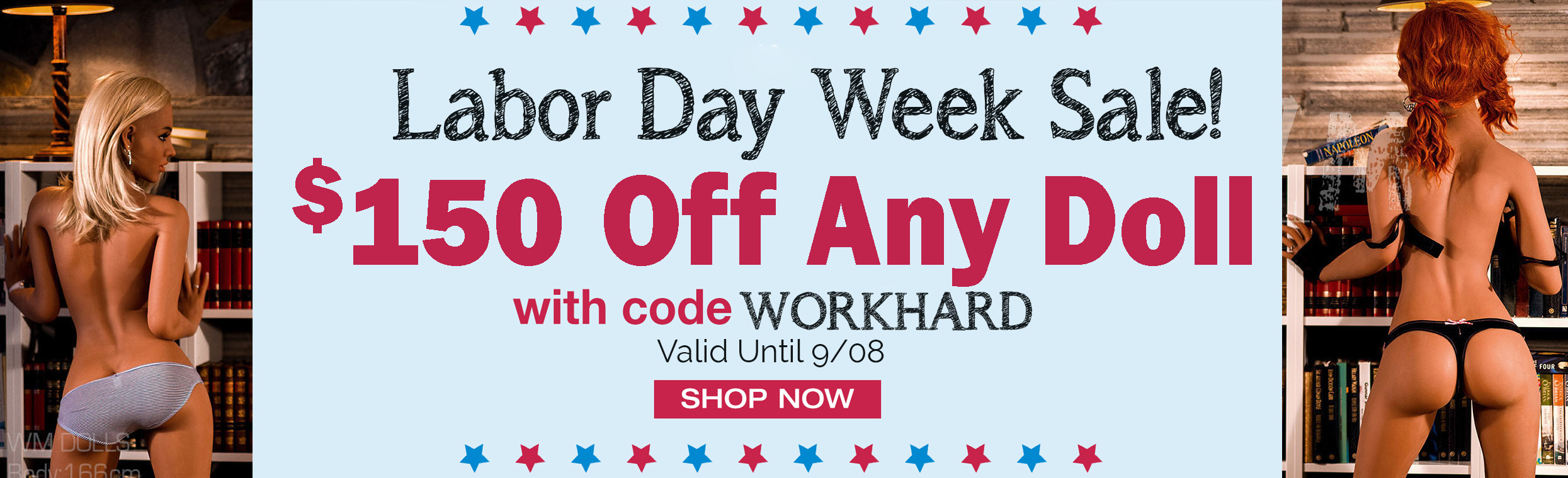 Labor Day Sale 150 Off