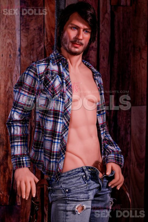Male Sex Doll David Posing for Dirty Knights Sex Dolls website (13)