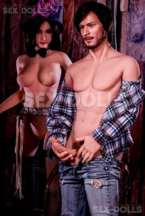 Male Sex Doll David Posing for Dirty Knights Sex Dolls website (22)