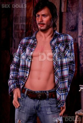 Male Sex Doll David Posing for Dirty Knights Sex Dolls website (6)
