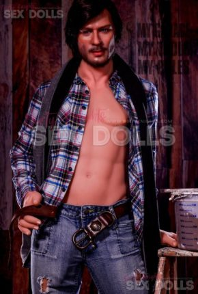 Male Sex Doll David Posing for Dirty Knights Sex Dolls website (7)