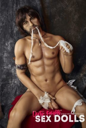 Charles male sex doll posing nude for Dirty Knights Sex Dolls (32)