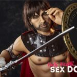 Charles male sex doll posing nude for Dirty Knights Sex Dolls (6)