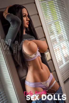 Myla Sex Doll posing sexy for Dirty Knights Sex Dolls (27)