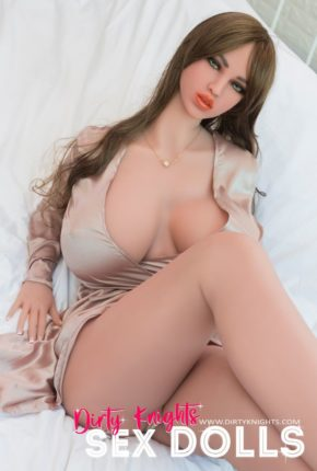 Heather posing nude for Dirty Knights Sex Dolls (10)