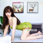 Chloe sex doll posing nude for Dirty Knights Sex Dolls 1 (5)